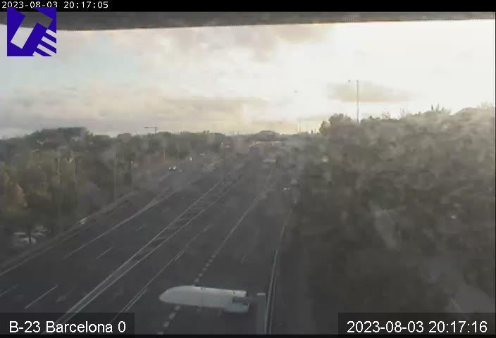 Sitges Barcelona Camera